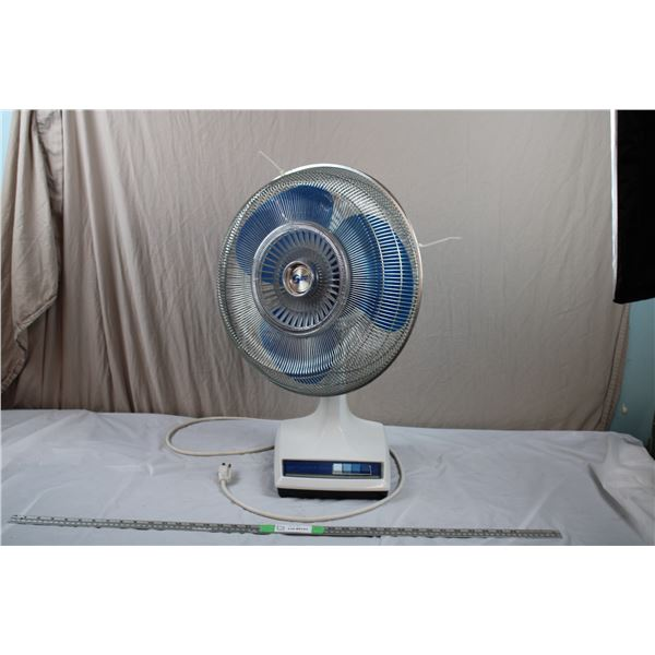 Super 16 - 3 speed Room Fan - working