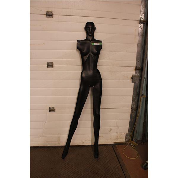 "Mannequin Figurine 70"" Tall"