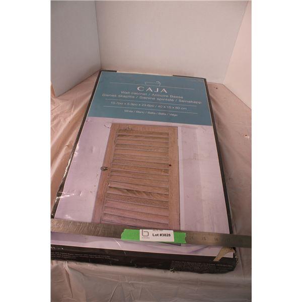 """Caja Wall Cabinet 15.7"""" x 5.9"""" x 23.6"""""""