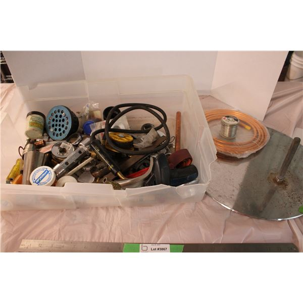 Plumbing Related Items and Misc