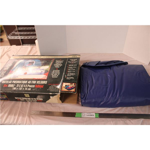 Double Size Air Mattress Used Couple of Times