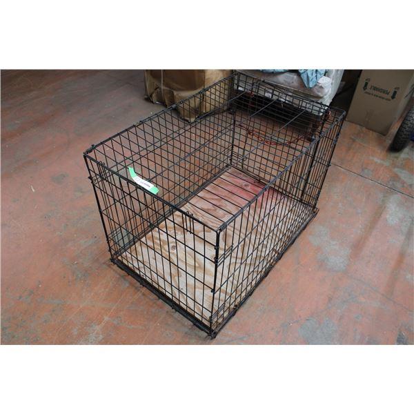 "Dog Cage 36"" x 22"" x 24"" Tall"
