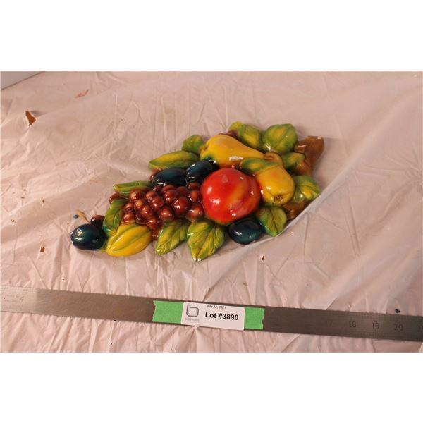 Chalkware Fruit