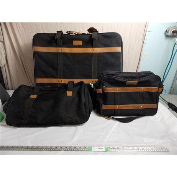 "3 piece luggage set - ""JetLiner"""