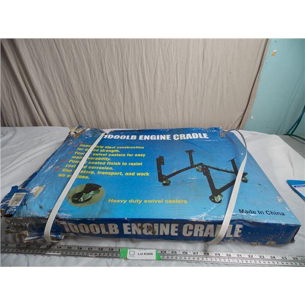 1000LB Engine Cradle