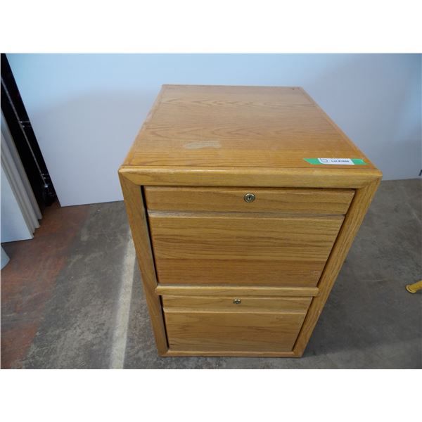 """2 Drawer Filing Cabinet - 20""""W,29.5""""H,24.5""""D"""