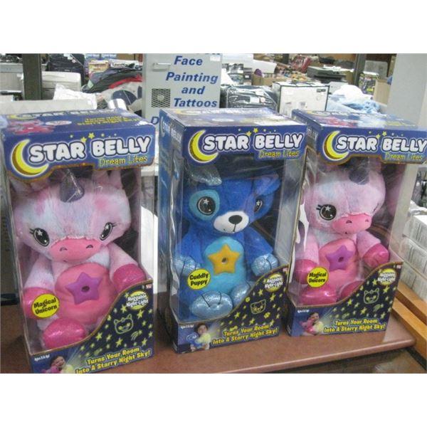 3PC STAR BELLY DREAM LITES