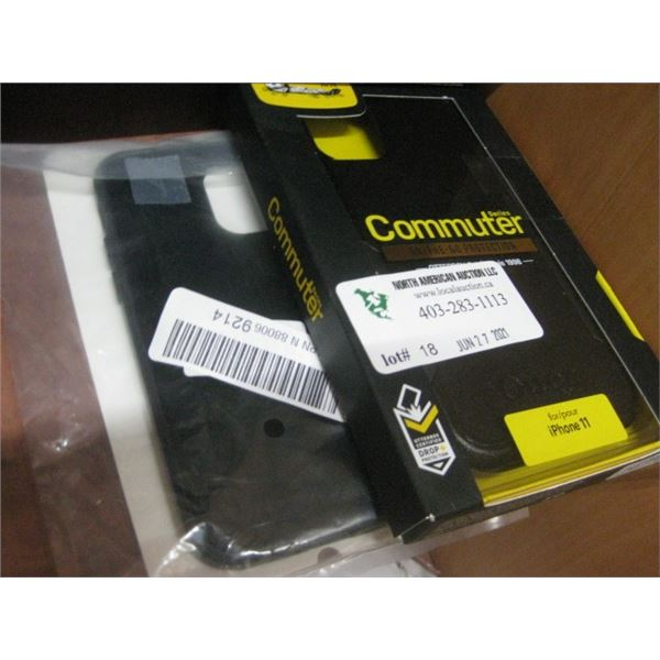 PAIR OF OTTERBOX CASE IPHONE 11