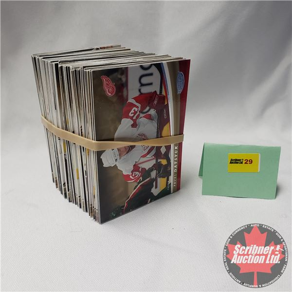 Hockey Cards: Upper Deck Power Play Series (1 Bundle = approx 125+Cards) SEE PICS!