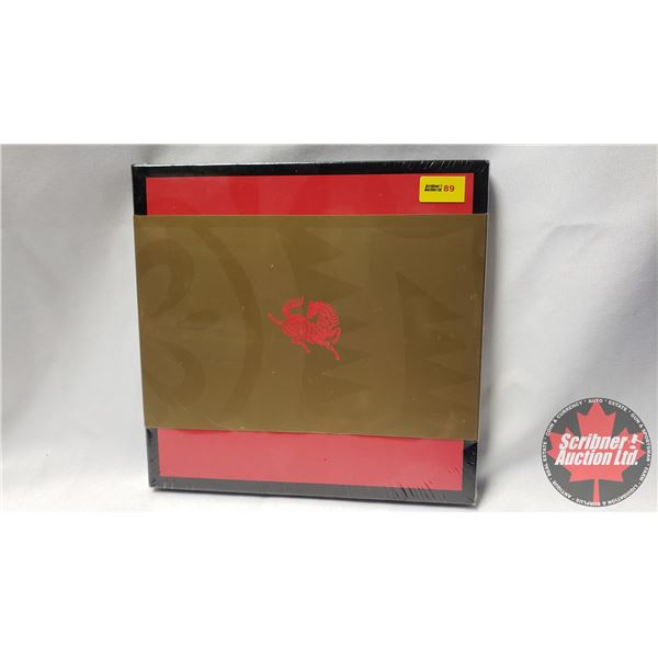 Canada Post Year of the Horse 2002 - Stamp & Precious Coin Set (UNOPENED) Limited Edition of 8,000