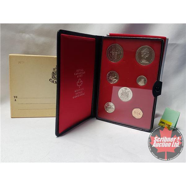 RCM Double Dollar Proof Set 1971