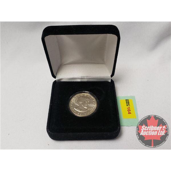 "USA ""Susan Anthony"" Dollar 1981"
