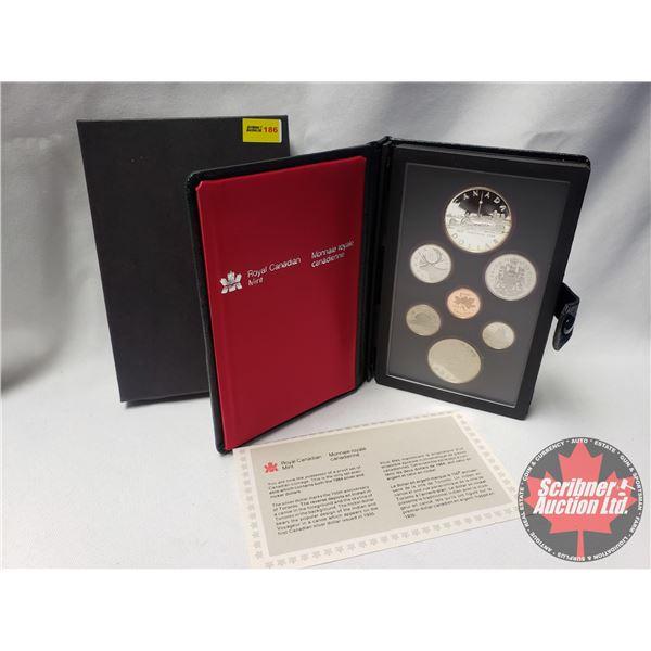 RCM Proof Set 1984 Double Dollar
