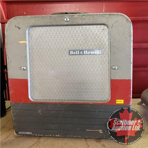 Bell & Howell R.C.N. Projector Speaker