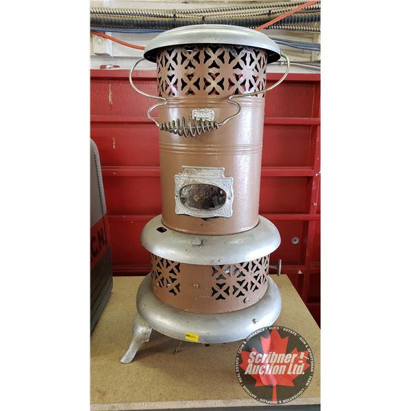 Perfection Smokeless Oil Heater:  130-C