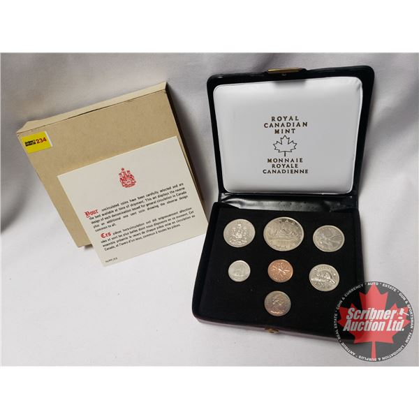 RCM 1975 Double Penny Set
