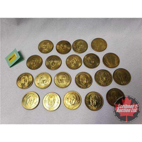 McDonald's 1998 Olympic Winter Games (20 Medallions) (Variety) (SEE PICS!)