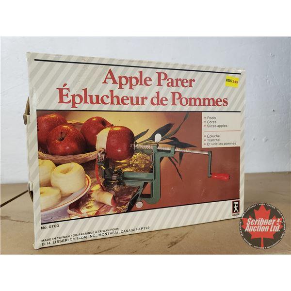 Apple Parer in Box