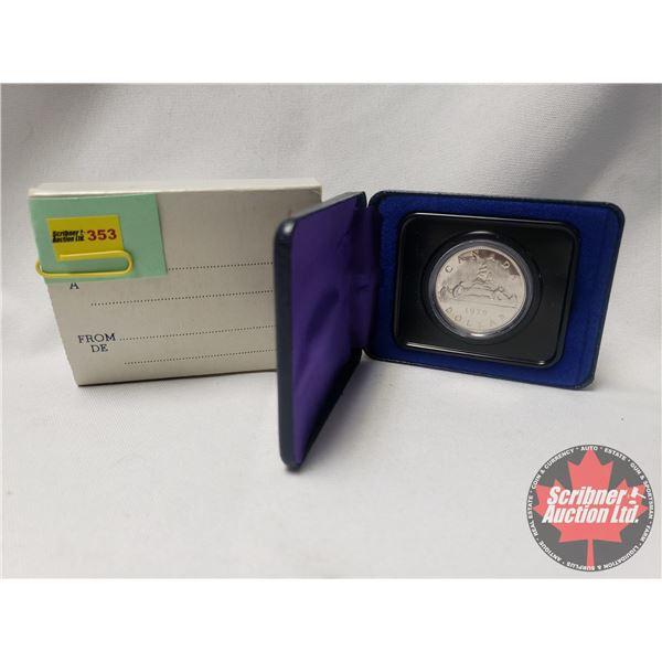 RCM Dollar 1975 in Blue Case