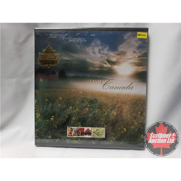 Canada Post 1998 Collection Canada ~ The Collection of Canada's Stamps (UNOPENED)