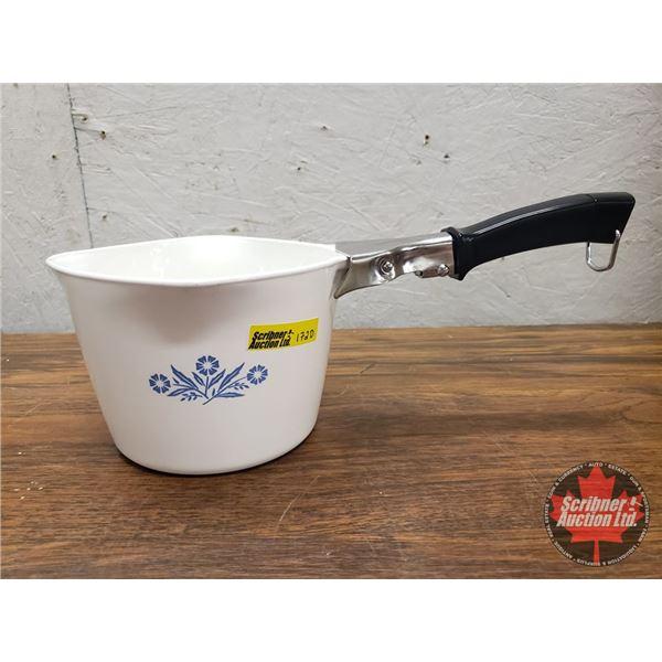 Corningware SauceMaker  Sauce Pan w/Detachable Handle