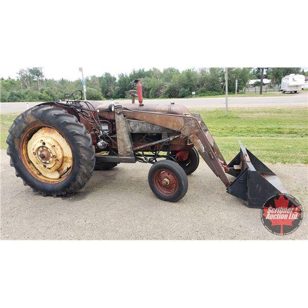 Cockshutt 30 Tractor w/FEL