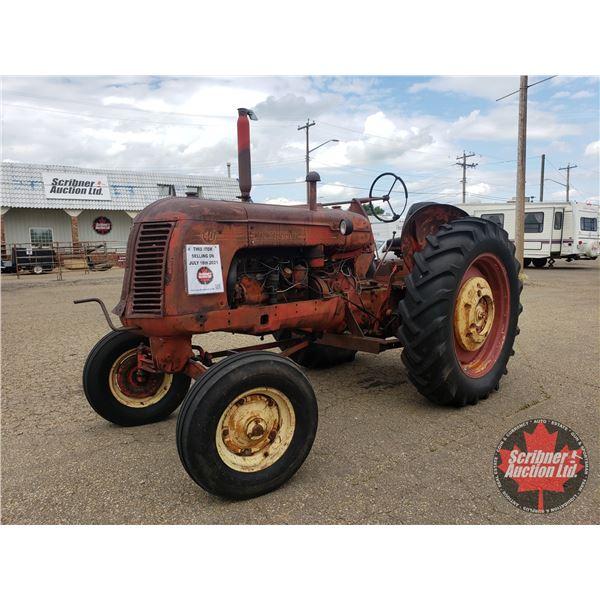 Cockshutt 40 Tractor (Not Running) S/N#4C6124