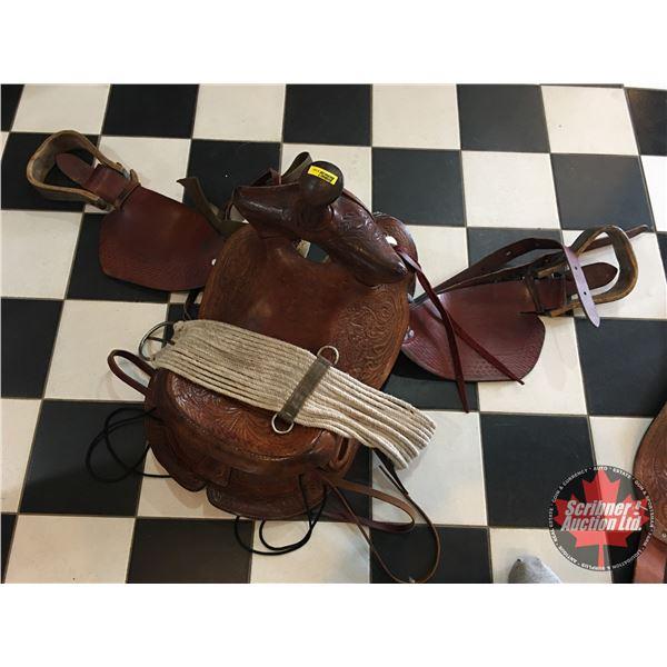 Junior Saddle