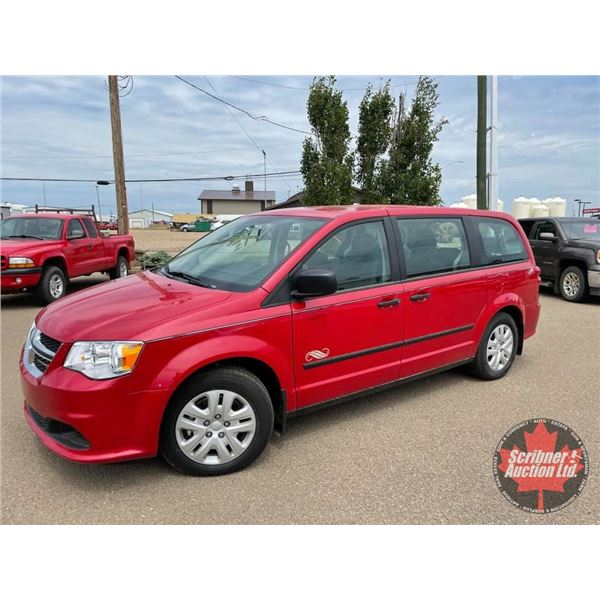 2014 Dodge Caravan - ONLY 36KMS (DONATED : FULL PROCEEDS TO CT SCANNER)