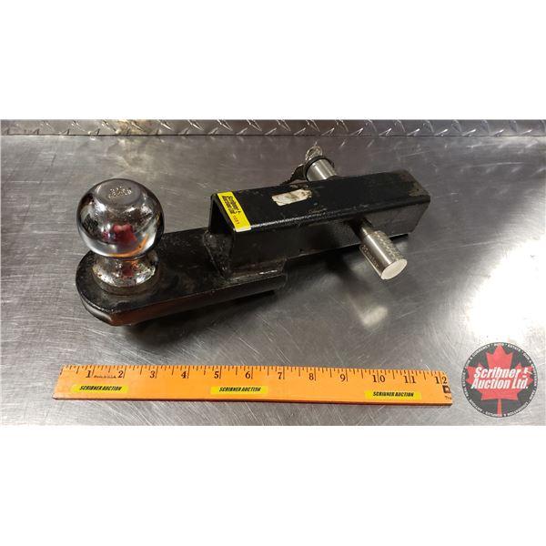 "DSP Hitch 2-5/16"" Ball - Locking (5000lb Capacity)"