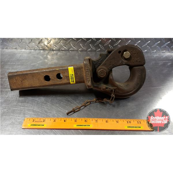 Pintle Hitch 15 Tons Capacity