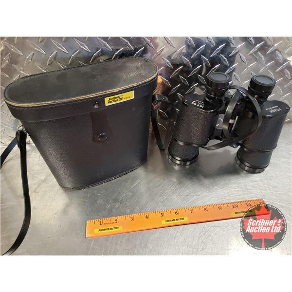 Image 10x50 Binoculars in Carry Case