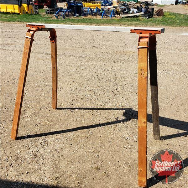 """Workhorse Adjustable Platform (62""""H x 66""""W)"""