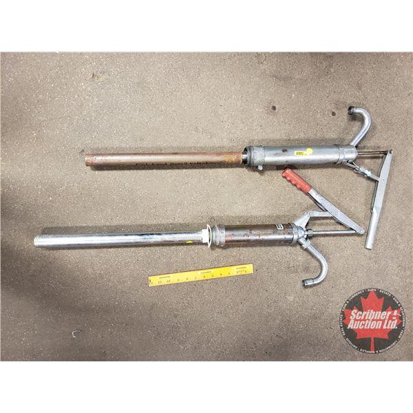 Barrel Pumps (2)