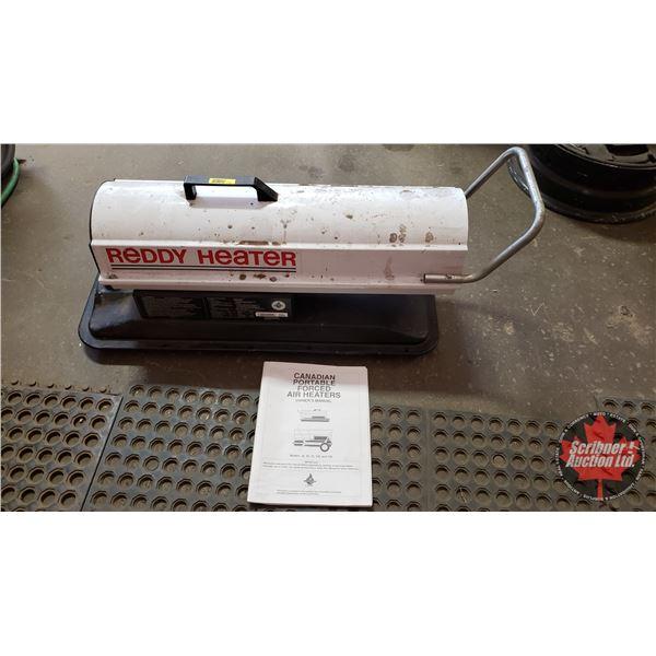 "Reddy Heater - Portable - Kerosene (15""H x 34""W)"