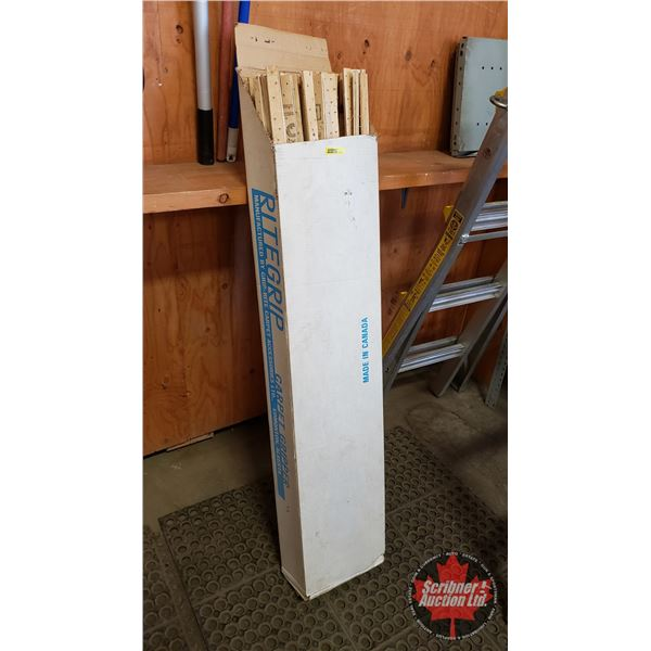 "Ritegrip Carpet Gripper (Box Lot) (60 of 48"" Pieces) (240ft Total in Box)"