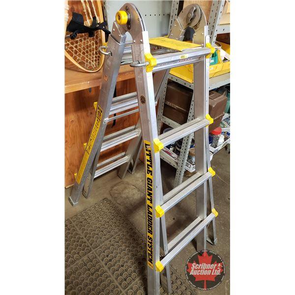 Little Giant Ladder System Type II - Model M17