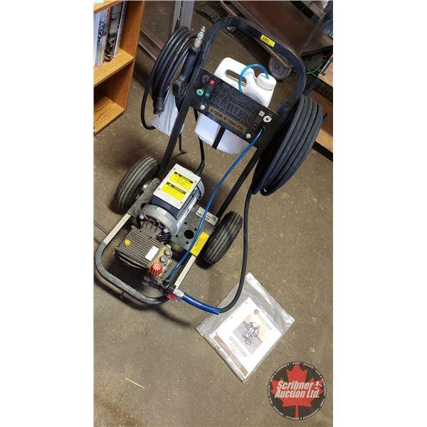 "Electric Pressure Washer ""Signature Series"" (2GPM @ 1000psi)"