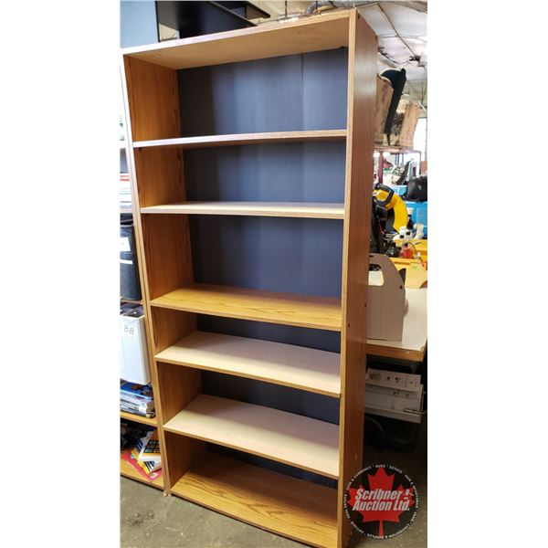 "Shelving Unit - 6 Shelves (62""H x 32""W x 12""D)"