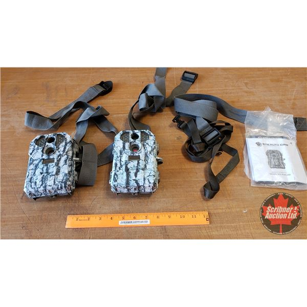 Stealthcam Trail Cams (2)