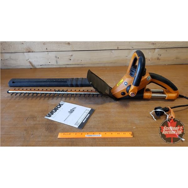 Worx Electric Hedge Trimmer