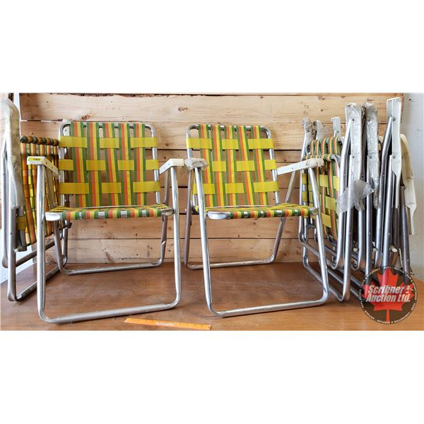 Retro Folding Chairs (9)