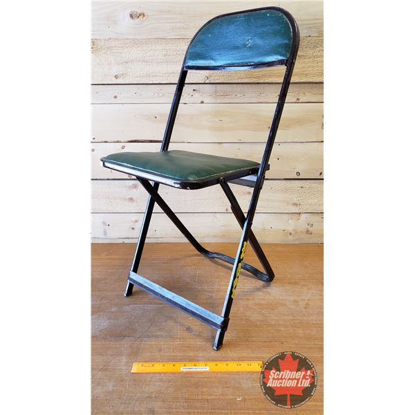 Cooey Metal Folding Chair
