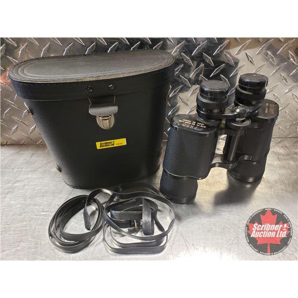 Celebrity 7x50 Binoculars w/Carry Case