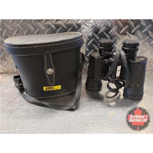 Carl Wetzler 7x35 Binos w/Carry Case