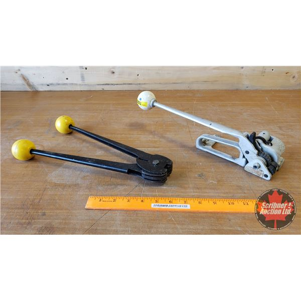 Metal Banding Tools (2) (SEE PICS!)