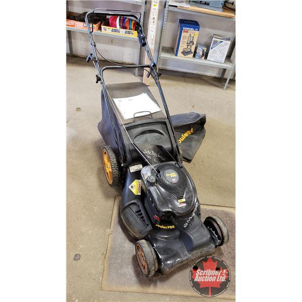 """Poulan Pro Self Propelled Lawn Mower (21"""")"""