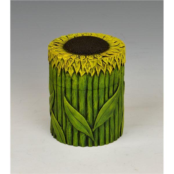 Bob Rotche   Sunflower Box, 2021