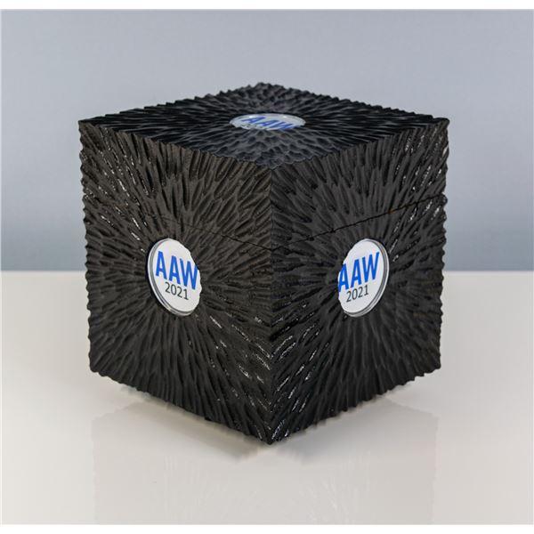 Pat Carroll   Limited Edition AAW Logo Box