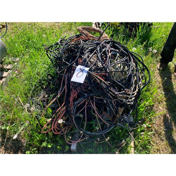 Pallet - Assorted wire